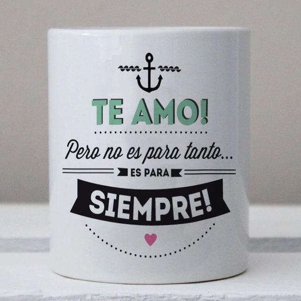 70 Frases De Amor Inspiradoras Tazas Para Regalar Regalos