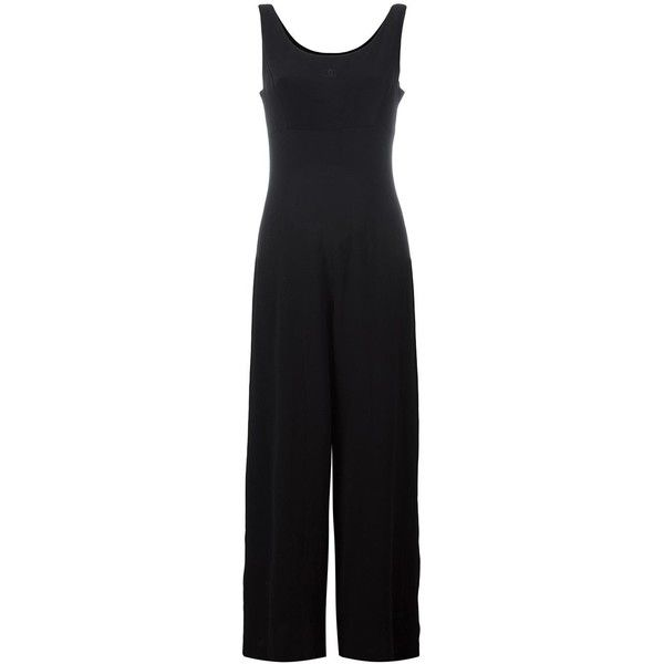 d1036da8cfc5 Chanel Vintage sleeveless jumpsuit ( 2