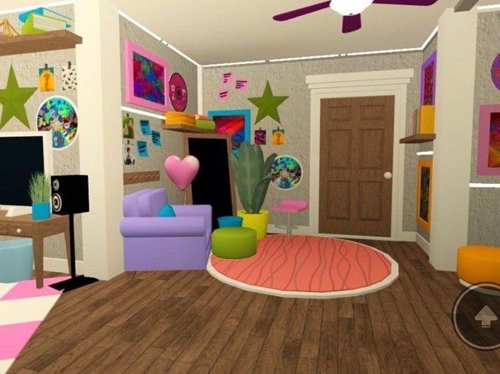 Pin By Uwu Unu On Bloxburg Indie Room Tiny House Bedroom Room Ideas Bedroom