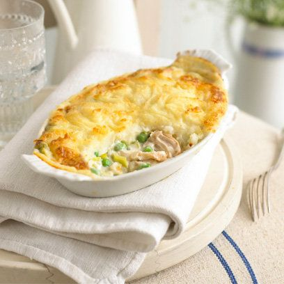 Annabel Karmel's chicken and potato pie recipe | Family Cookbook | Recipes | Food | Red Online
