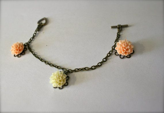 My mom and I make cute vintage style jewelry! Check out our Etsy page :)