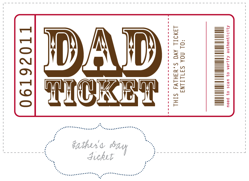 Father\'s day is coming up and all dad really wants is a couple free ...
