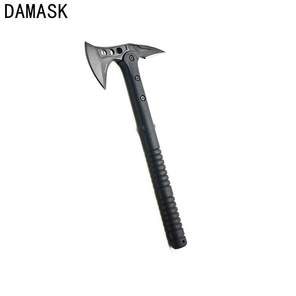 """21/""""Camping Axe Multi-Tool Survival Portable Folding Hatchet Hammer  flashlight"""