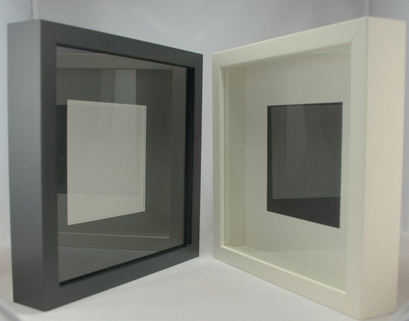 shadow box frames buy shadow boxes frames product on alibabacom - White Shadow Box Frame