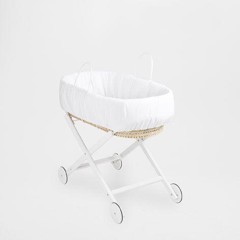 wiege kids griffen gitterbett minigitterbett dekoration zara home deutschland baby. Black Bedroom Furniture Sets. Home Design Ideas