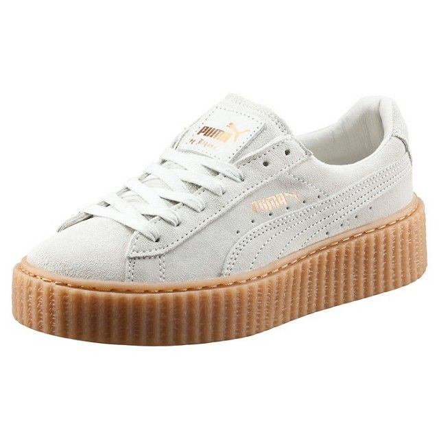 puma creepers nere donna
