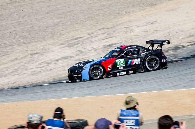 BMW Z4 race car - GT