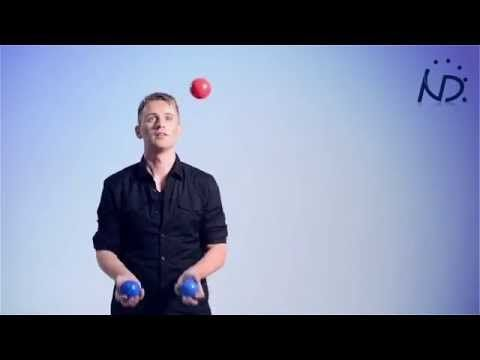 Juggling Tutorial 3 Ball Columns How To Juggle Youtube Playlist Juggling