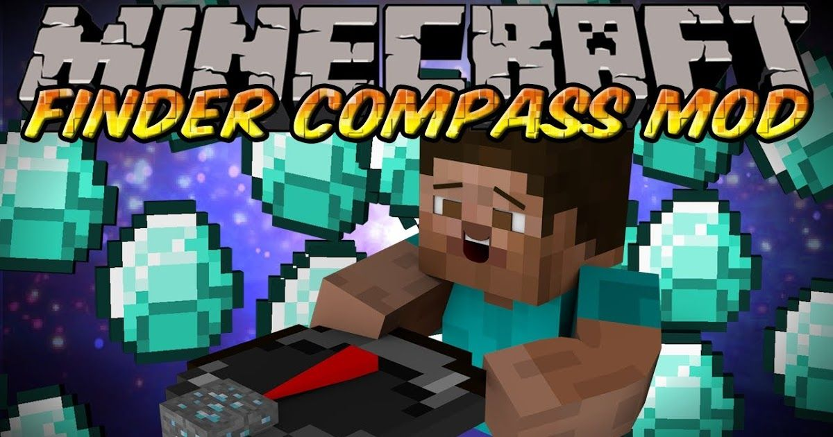 Finder Compass Mod 1 14 4 1 12 2 Take Your Standard Compass Into