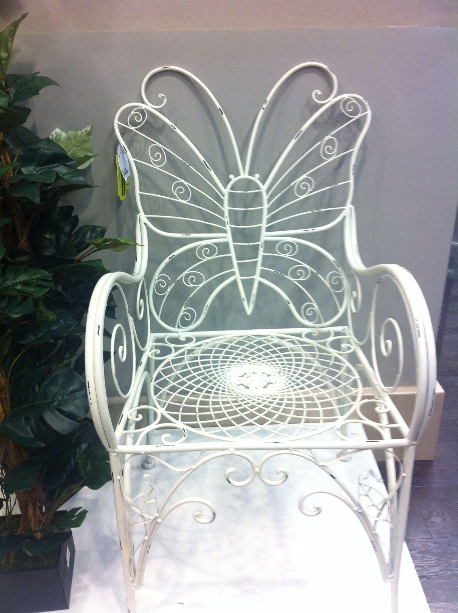 Butterfly Chair | Butterfles Moths & Caterpillars | Pinterest ...