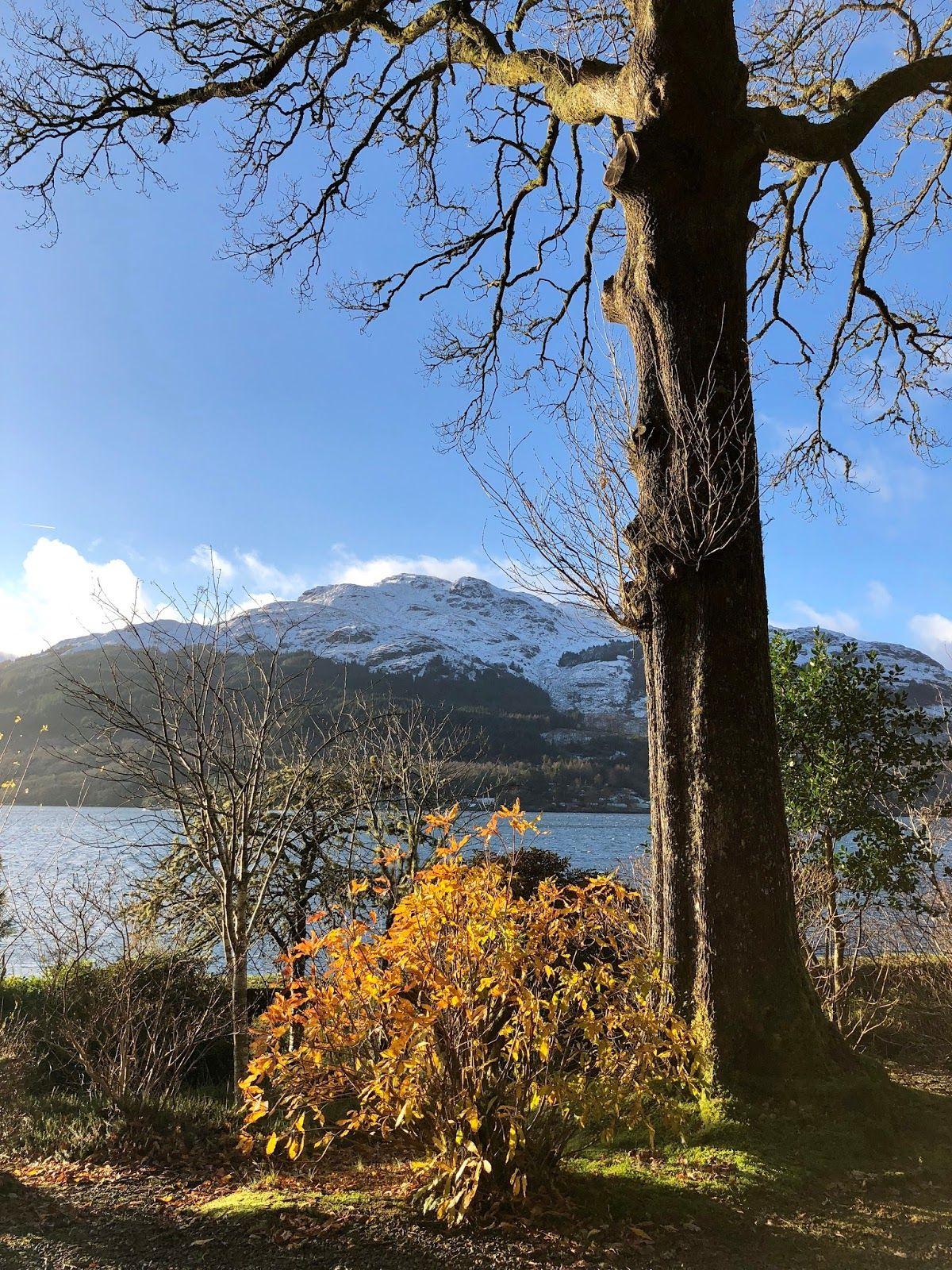 Scotland. Lochgoilhead & Dunoon