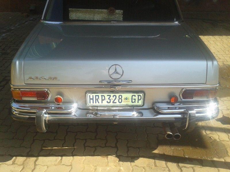CLASSIC MERCEDES BENZ COLLECTORS ITEM | Eastern Pretoria | Gumtree ...