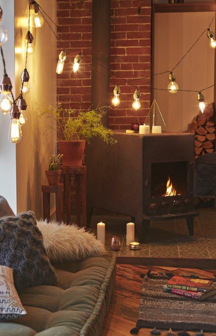 Die Richtige Beleuchtung Für Beste Stimmung Im Herbst. Beleuchtung  Wohnzimmer Indirekte Beleuchtung Pendelleuchte