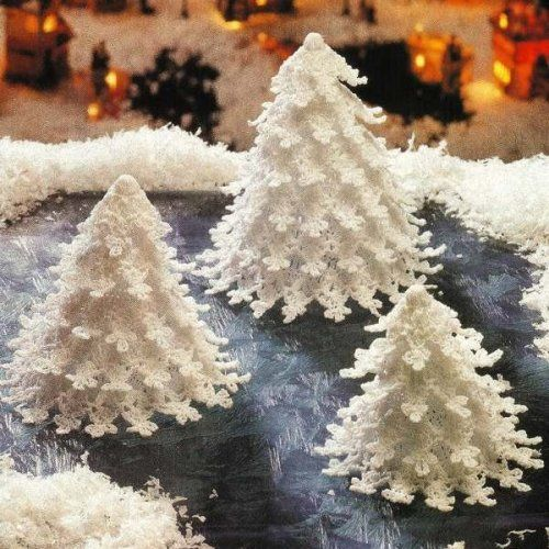 Crochet Christmas Tree Pattern Crochet Free Patterns Easy