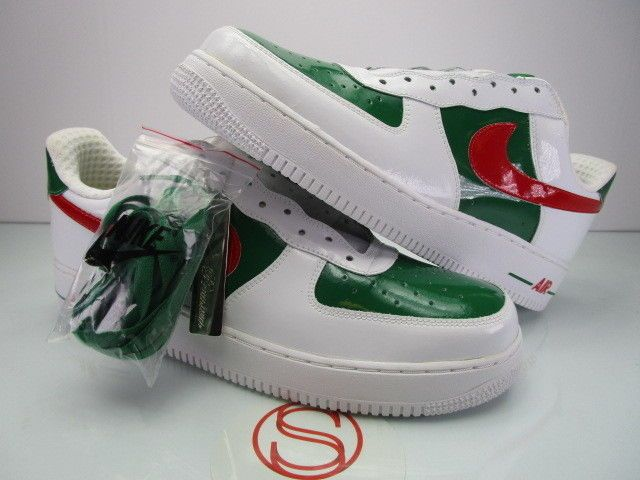 best sneakers 32651 b15ef DS Nike Air Force 1 Premium MEXICO 12 #fashion #clothing #shoes  #accessories #mensshoes #athleticshoes (ebay link)