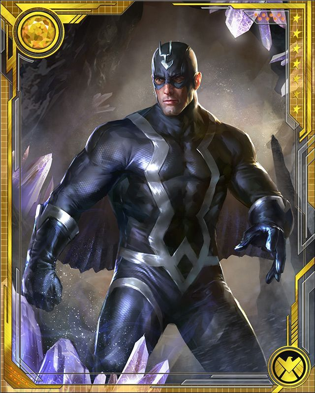 RPGOTG - [What If?] Black Bolt | Marvel War of Heroes ...