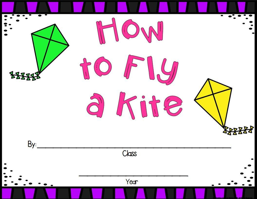 Kite Unit Activities Amp Center