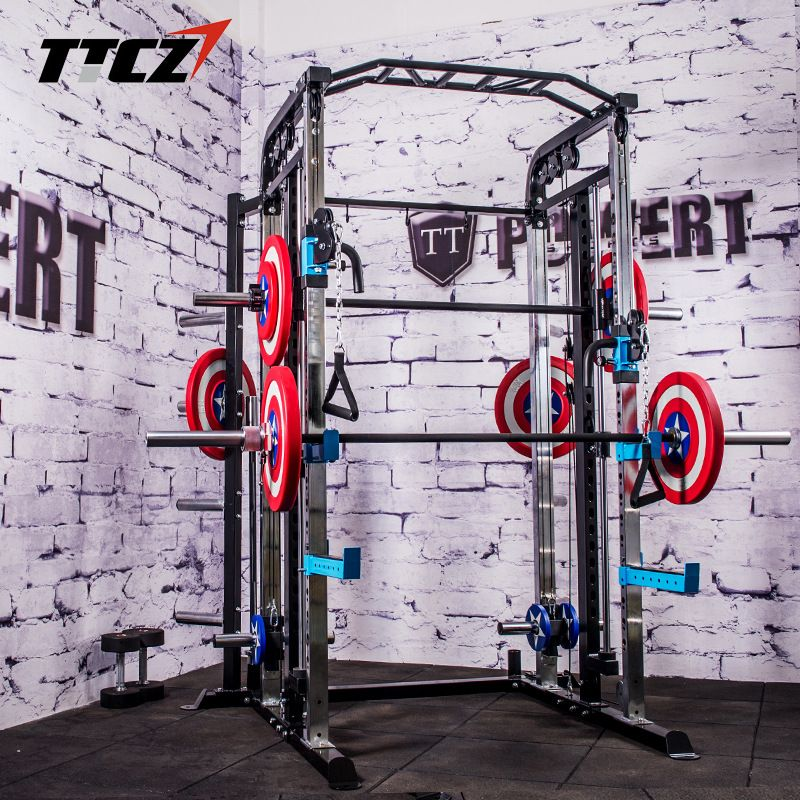Cheap Machine Fitness Equipment Buy Quality Machine Fitness Directly From China Cable Crossover Suppliers Functional Trainer Cable Crossover Station Home Gym