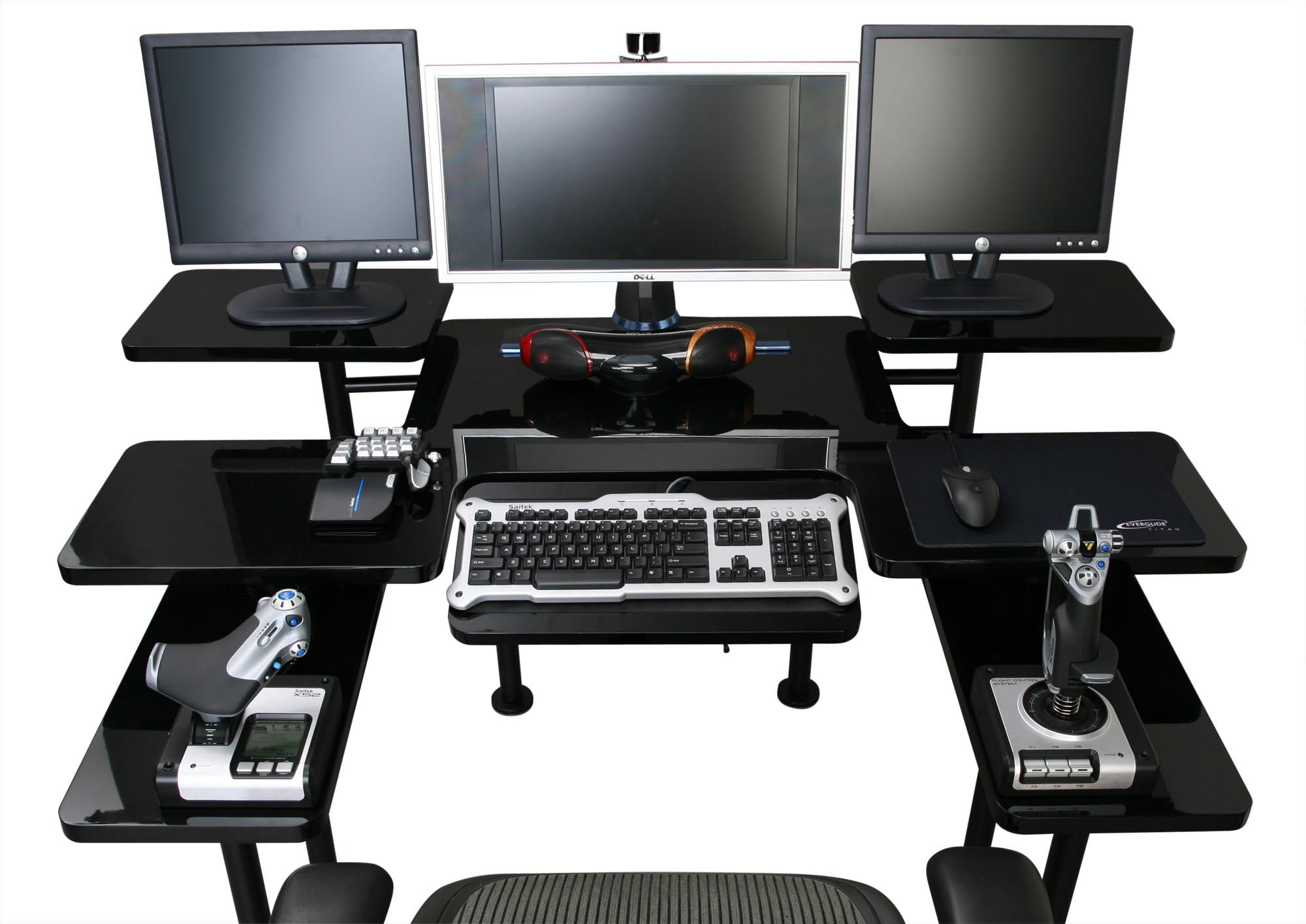 Genial Ergonomic Gaming Desk   Google Search