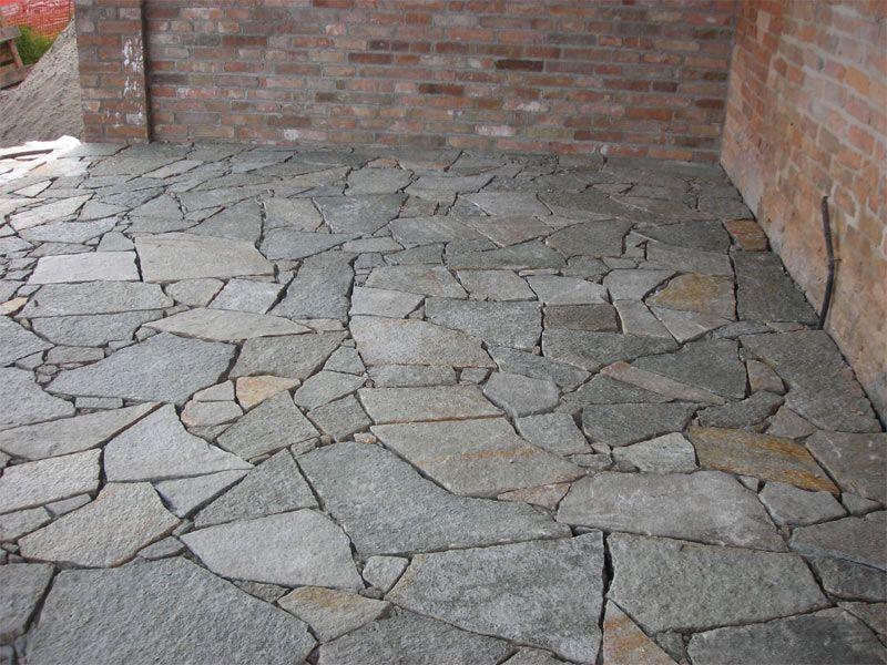 Suelos de piedra pisos terrazas pinterest suelos de - Suelo de piedra ...