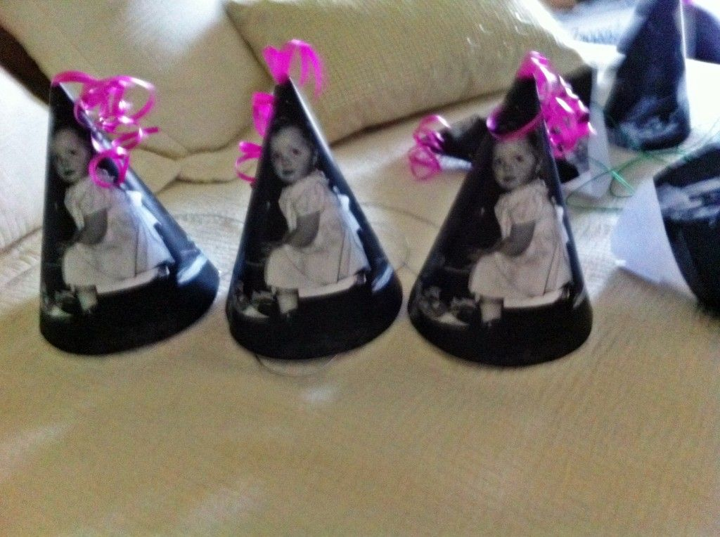 Enlarge Baby Photos For Custom Hats