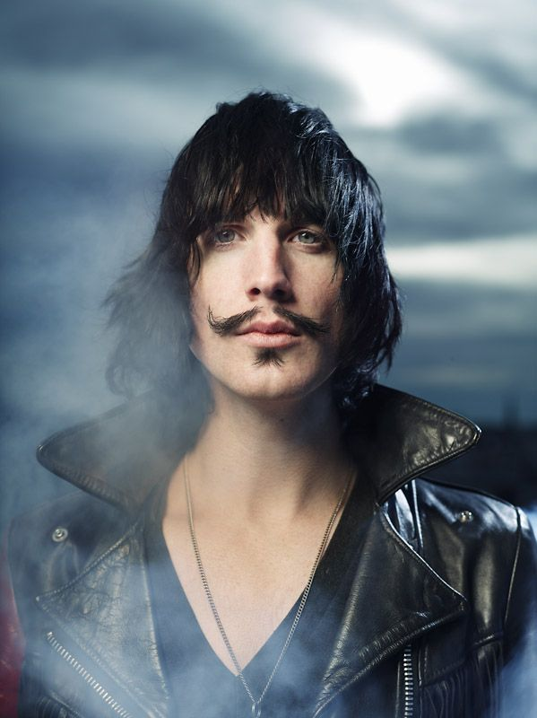 Eric Nally, lead singer of Foxy Shazam, had been compared to