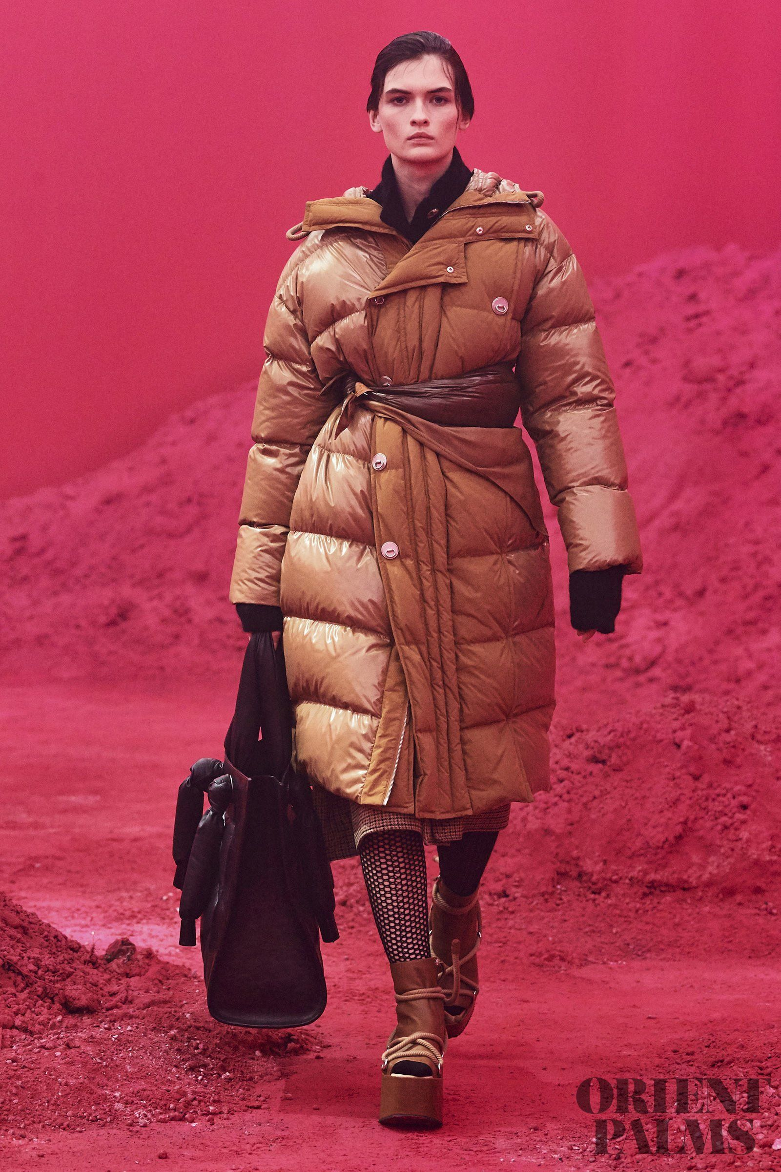 Moncler Fall winter 2020 2021 Ready to Wear in 2020