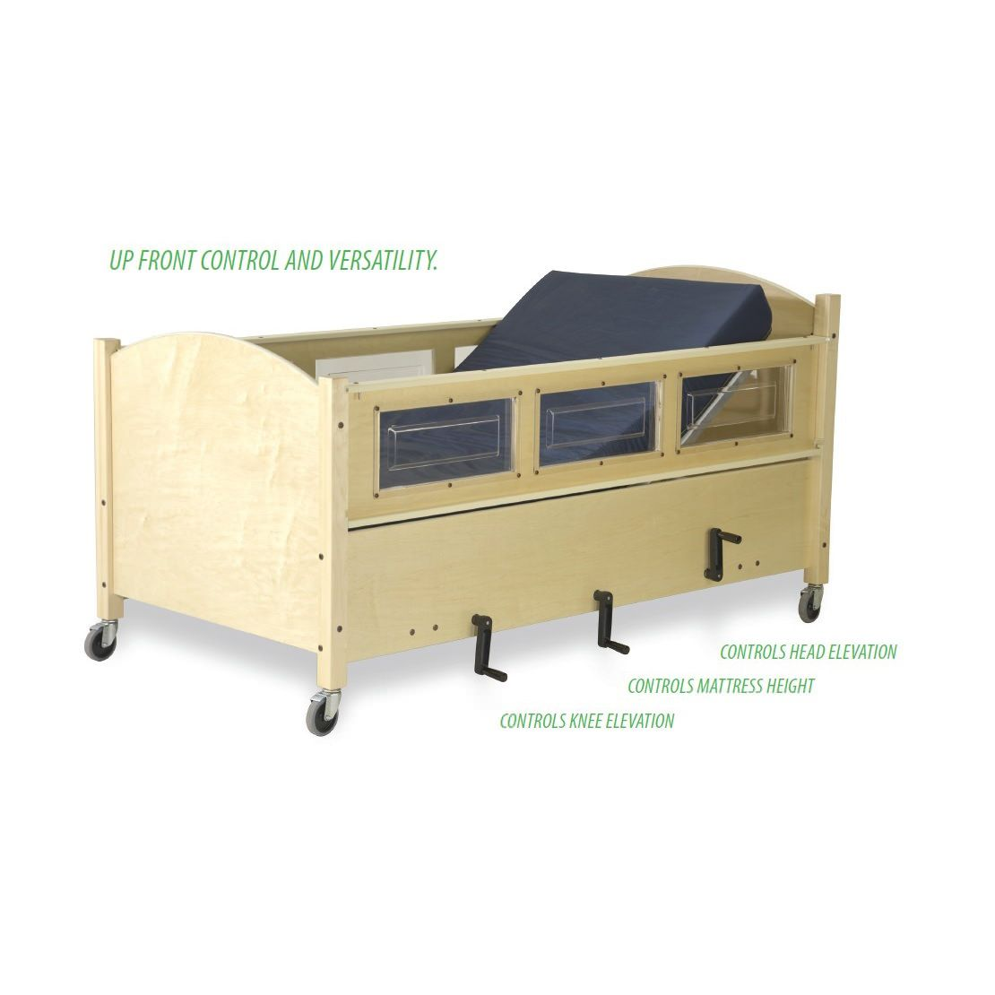 Sleepsafe Semi Electric Low Bed Sleep Safe Bed Low Bed Bed Sizes