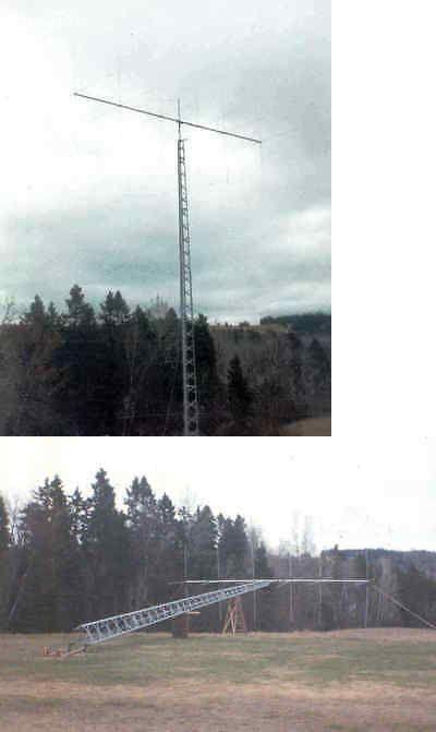 CB Radio Antennas: Six Elements True Cubical Quad Cb Antenna