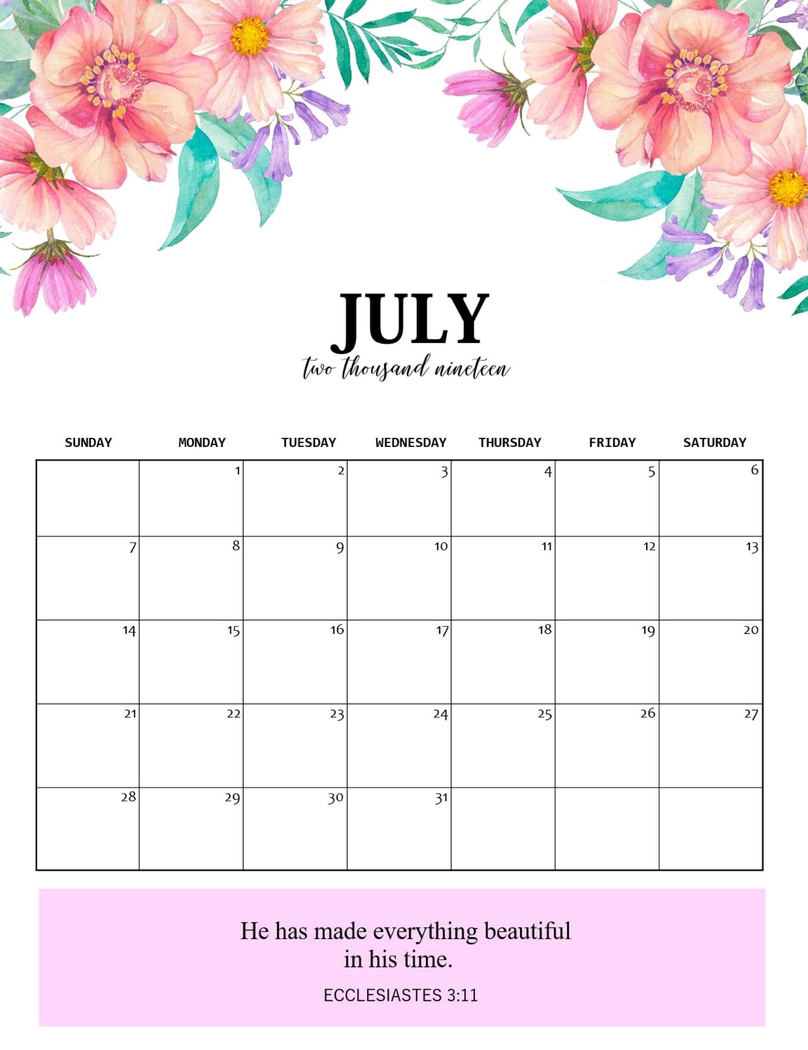 July Public Holidays 2019 Calendar Global Holidays Holiday