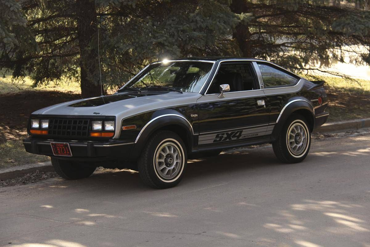 1983 Amc Eagle For Sale 1956104 Hemmings Motor News Amc