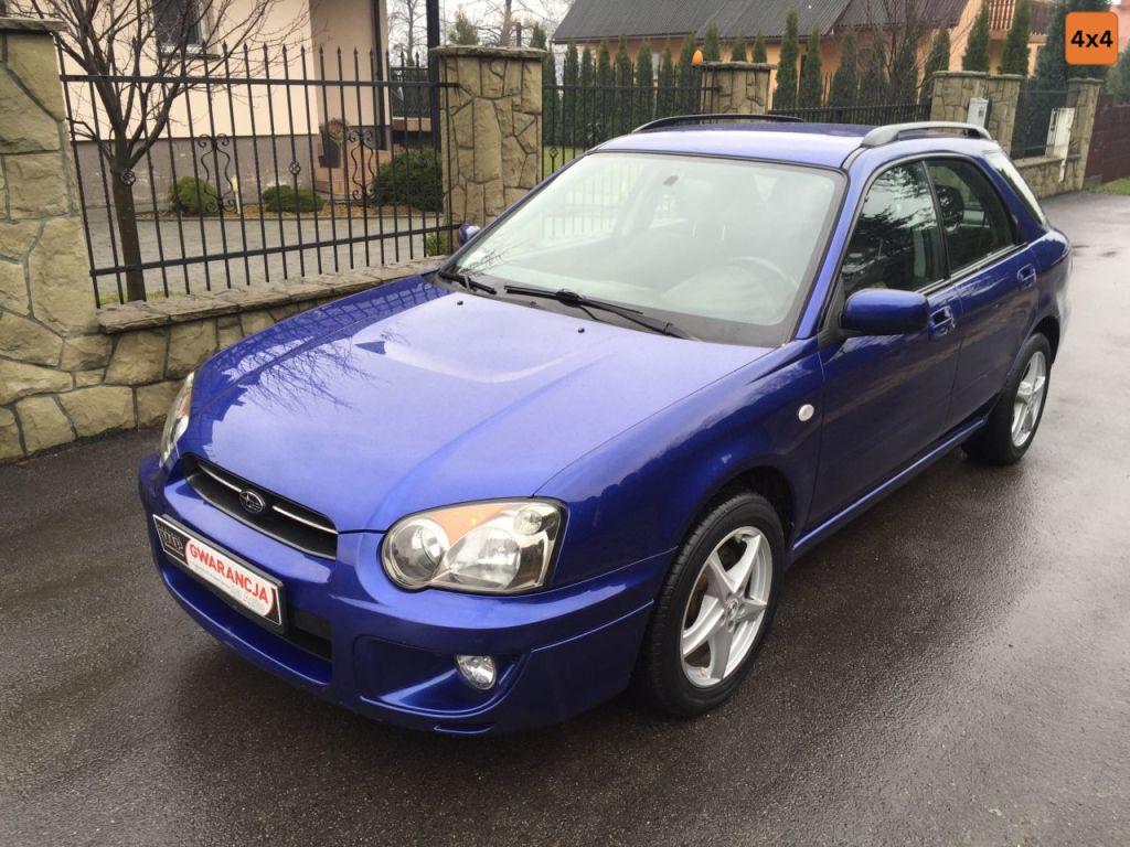 Subaru Impreza Raty Zamiana Gwarancja 2 0 Benzyna 4x4 Subaru Subaru Impreza Impreza