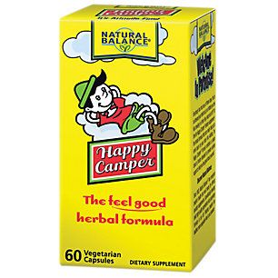 Happy Camper 60 Capsules By Natural Balance At The Vitamin Shoppe Happy Campers Capsule Snap Out Of It