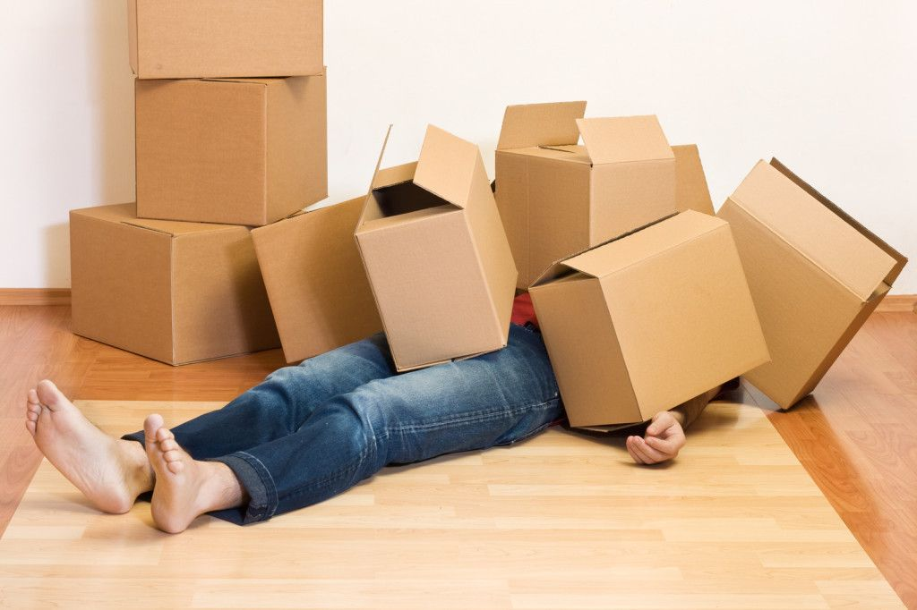 MOVING:  PART 3 This is the third part of the series Downsizing or why my impending displacement feels like a game of whack a mole. Moving is like a game. The object is to get your stuff into your next house befo...