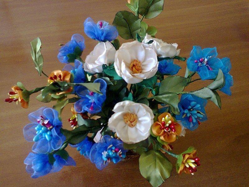 Полевые цветы   Цветы, Композиции из полевых цветов ...