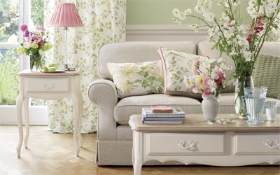 Marvelous Upholstery And Furniture From Laura Ashley Made To Order