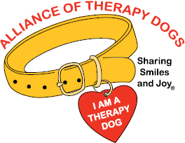Requirements for Pet Dog Therapy Programs   Therapy Dogs ...