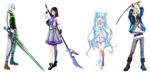 Exist Archive Games Pinterest Character Character Design And