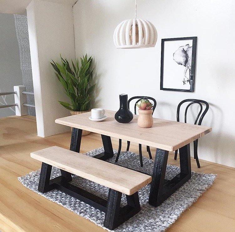 pin von ines roick auf puppenhaus pinterest barbiehaus barbie m bel und puppenm bel. Black Bedroom Furniture Sets. Home Design Ideas