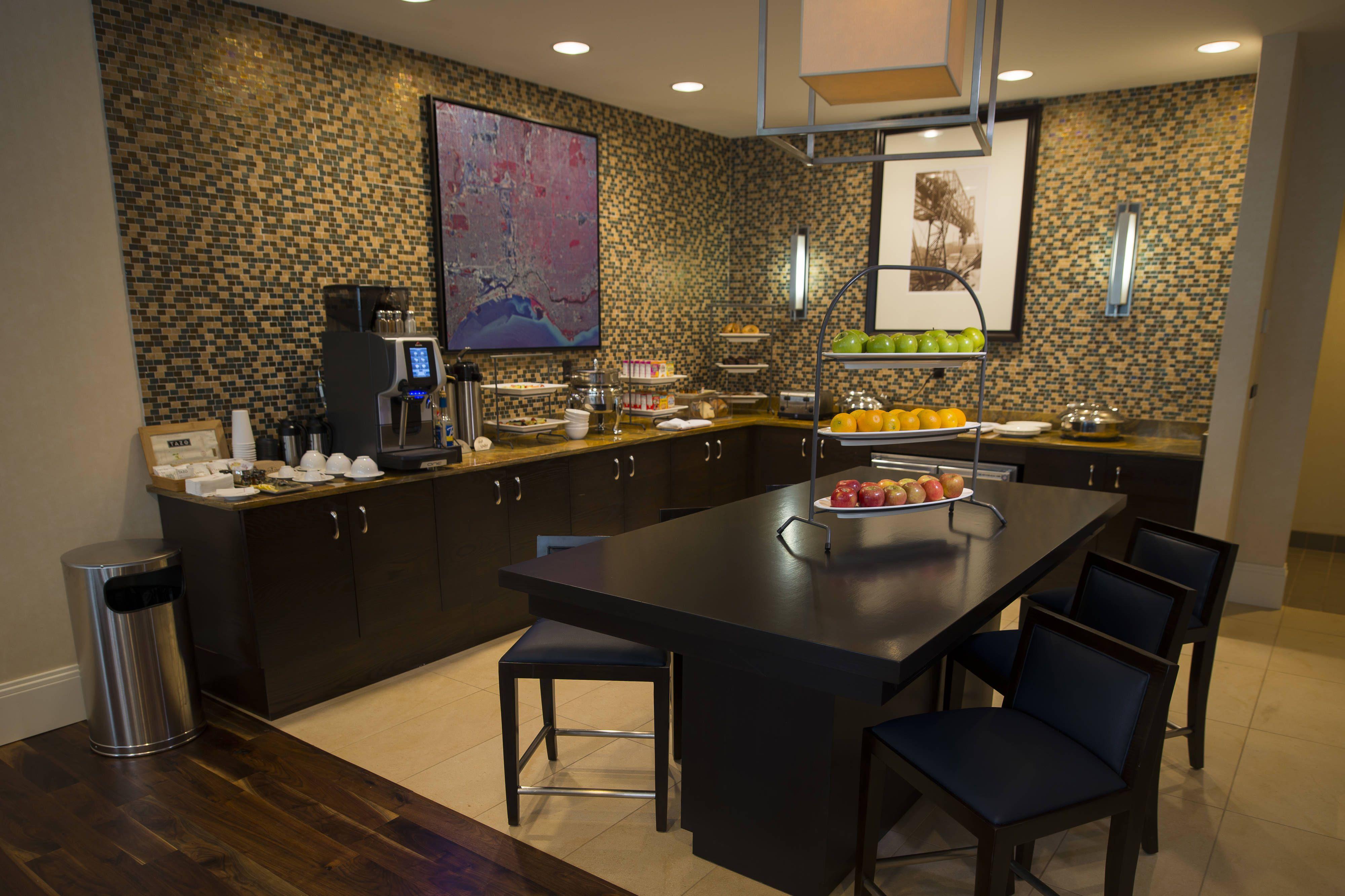 Milwaukee Marriott Downtown Concierge Lounge Marriott Home