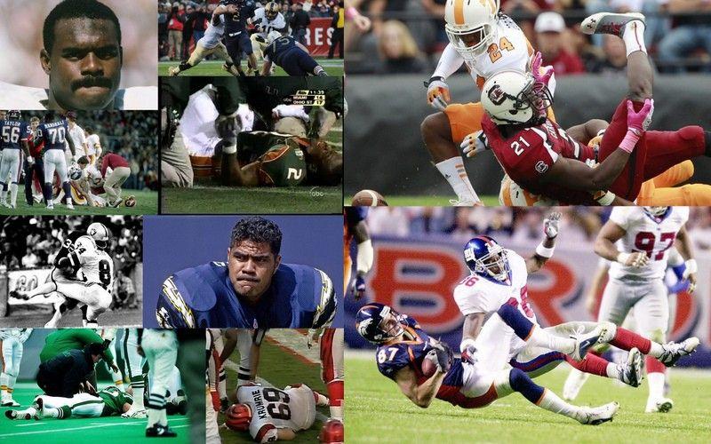 10 Worst Football Injuries Football injuries, Worst