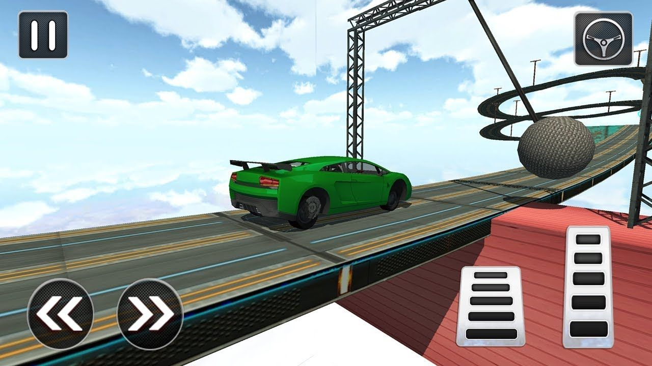 Impossible Tracks Ultimate Car Driving Simulator 2 Car Game
