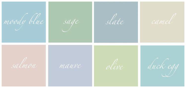 Kuche Pastell Farbpalette Pastellfarben Tone Pastellfarben Schoner Wohnen Wandfarbe Wandfarbe Mint