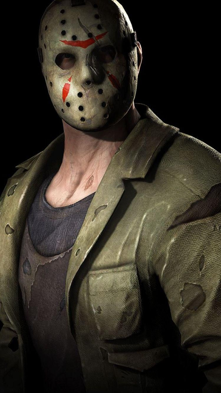 Download Wallpaper 750x1334 Jason Voorhees Friday The 13th
