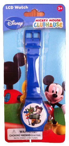 Disney LCD Blue Mickey Mouse Clubhouse Digital Watch for Children by Disney, http://www.amazon.com/dp/B004DFVL5Q/ref=cm_sw_r_pi_dp_aUFTqb04P94T7