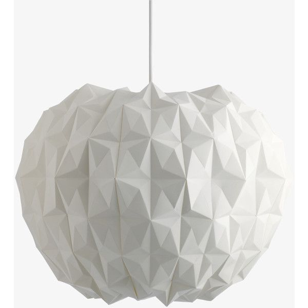 White Paper Ceiling Light Shade