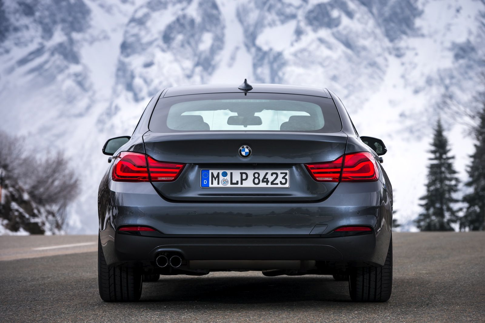 2017 Bmw 4 Series Gran Coupe Facelift