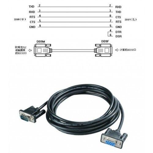 Cáp điều khiển XW2Z-S002 COMMUNICATION CABLE BETWEEN COMPUTER RS232