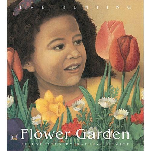 Flower Garden Big Book, HOU9780152019686