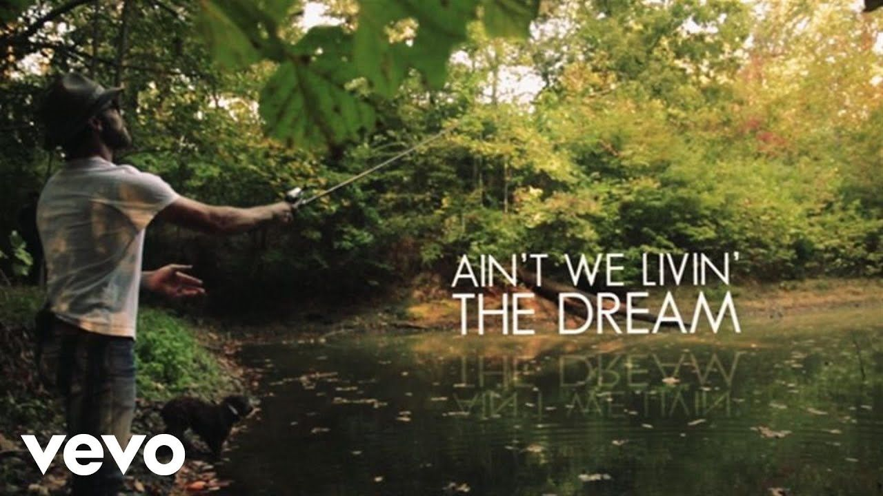 Drake White Livin' The Dream (Lyric Video) Drake white